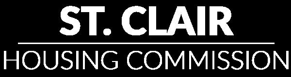 St Clair Housing Commission Logo